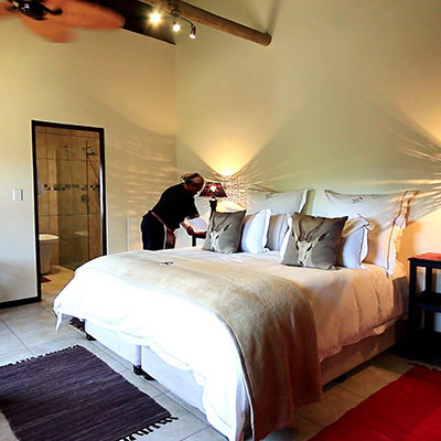 Accommodation in Kyalami