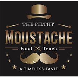 The Filthy Moustache Gourmet Food Truck