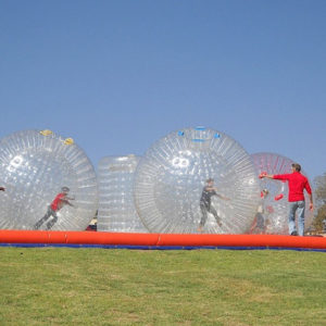 Crazy Inflatables: Grass Balls