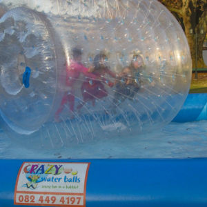 Crazy Inflatables: Water Balls