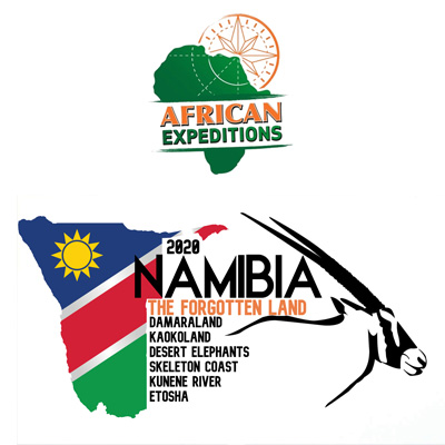 African Expeditions   Namibia 2020