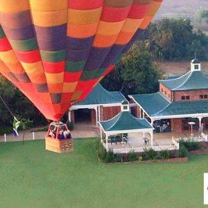Bill Harrops Balloon Safaris